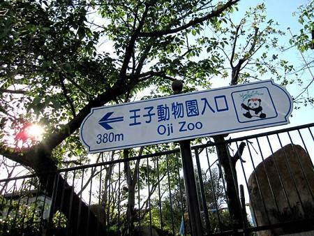 パンダといえば王子動物園