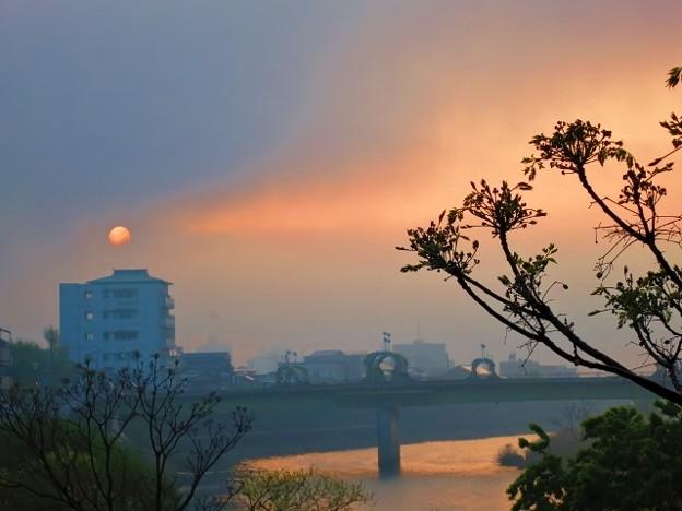 暁の鏡川.32