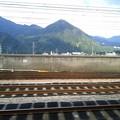 上越新幹線、越後湯沢付近