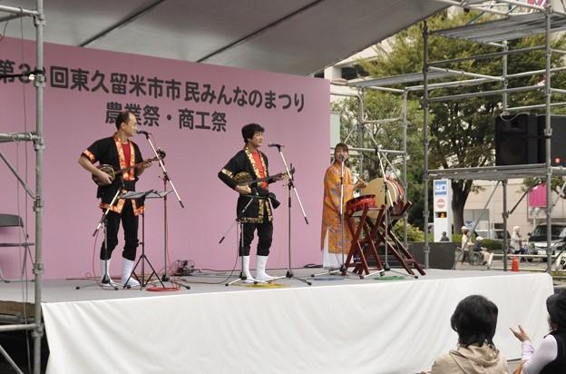 琉風「唄・三線・島太鼓による沖縄音楽」