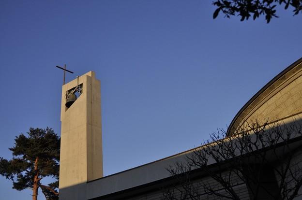 聖グレゴリオの家の聖堂と鐘塔