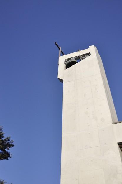 Photos: 聖グレゴリオの家の鐘塔