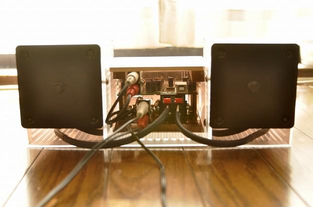 月刊Stereo付録アンプによるミニコンポの制作(9)