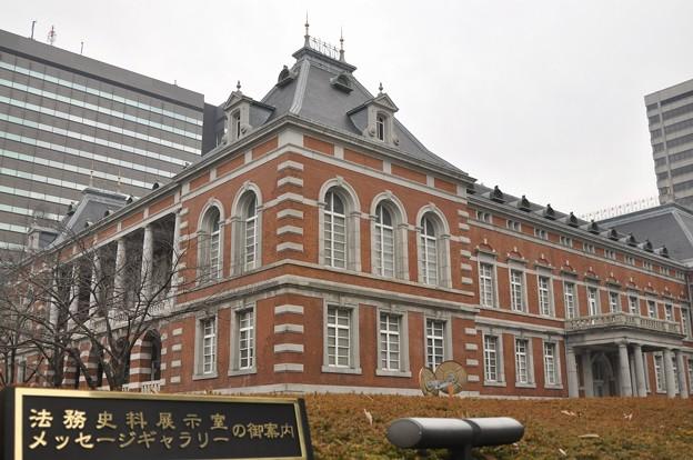 法務省旧本館(3)