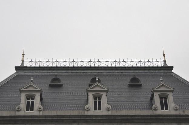 法務省旧本館(7)
