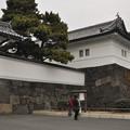 Photos: 桜田門 (高麗門)?