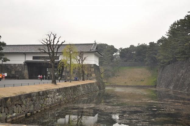 桜田門 (渡櫓門)?