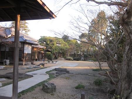 竹の丸のお庭