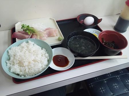寒ブリ定食@ゆうき食堂