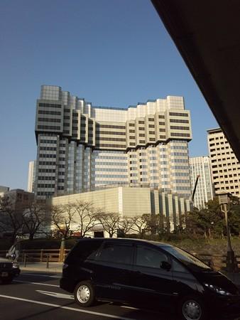 赤坂プリンス解体作業
