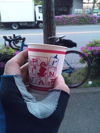 無料コーヒー@Pain Pati