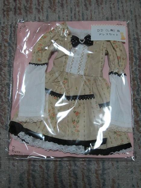 Photos: 購入ドレス?