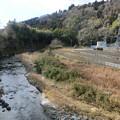 Photos: 発電所と里川