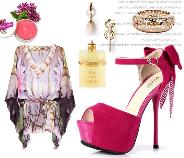 Photos: fashion sweet heel