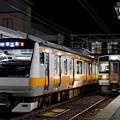 中央線vs飯田線。