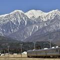 キヤは快調、お山は晴天。