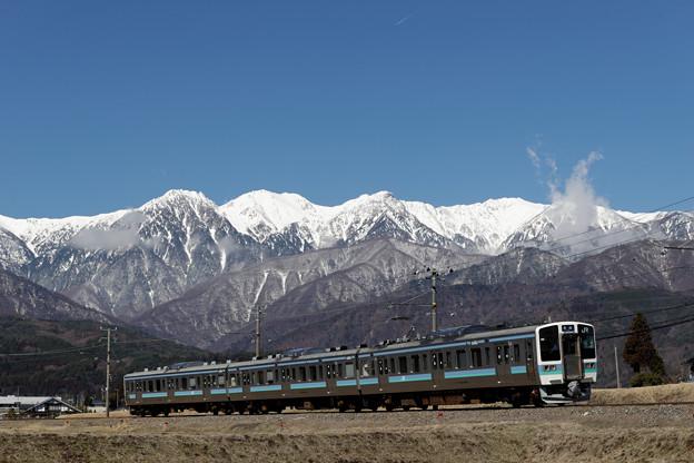 Photos: 荒田で初ショット!