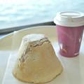海ほたる富士山メロンパン