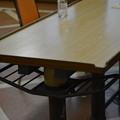 洋上のテーブル
