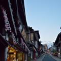 これぞ日本の街並み
