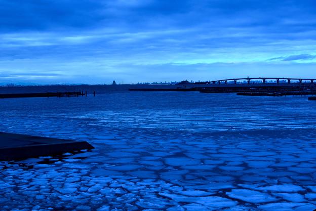Photos: こ・・・ここは、オホーツク海でつか(゜□゜;)