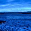 写真: こ・・・ここは、オホーツク海でつか(゜□゜;)