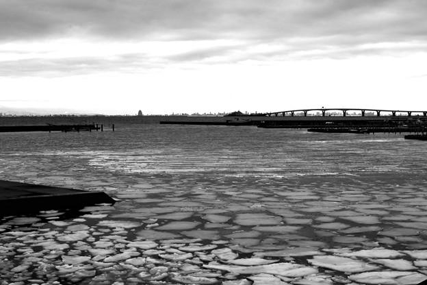 Photos: こ・・・ここは、オホーツク海でつか(゜□゜;) 2