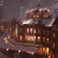 Photos: DSC_8679 雪化粧の中央停車場