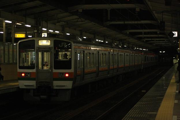 JR東海211系5000番台