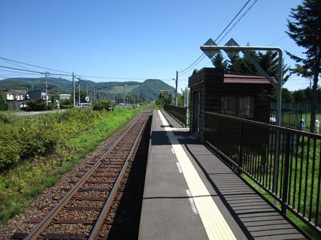 西留辺蘂駅2