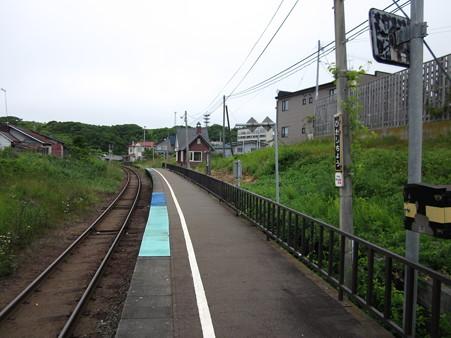 東町駅ホーム1