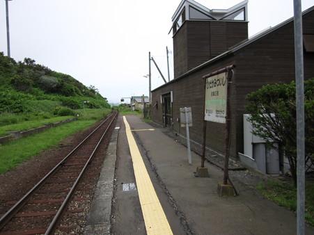 日高三石駅1