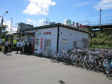 上野幌駅3