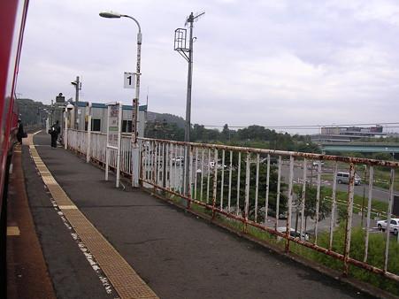 上野幌駅8