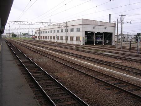 岩見沢駅10