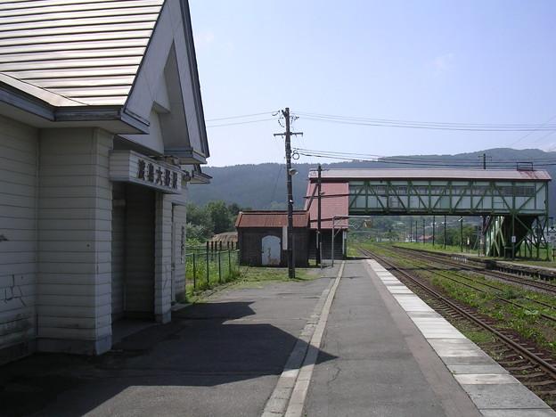 渡島大野駅1