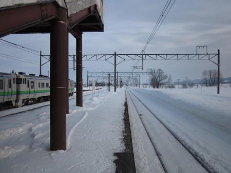 茶志内駅9
