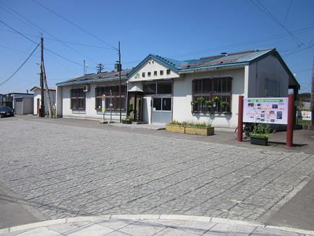 石狩月形駅3