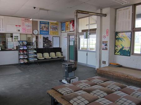 石狩月形駅5