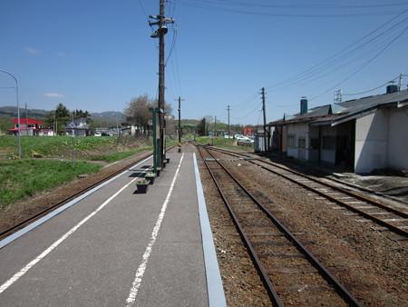 石狩月形駅1