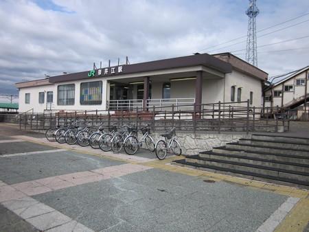 奈井江駅3
