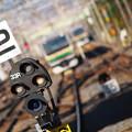 Photos: 列車の動きを統べる物。