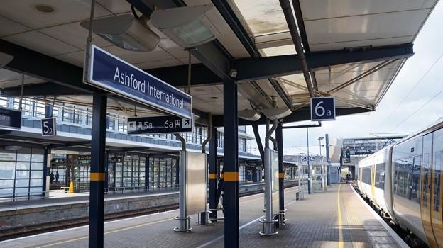 Ashford Station