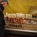 Photos: 竹駒神社の屋台 味噌だんご屋さん