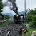 写真: 真岡鉄道52