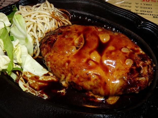 阿佐谷チーズハンバーグ