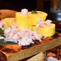 Photos: カニ卵焼き