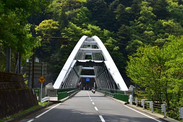 奥多摩白い橋