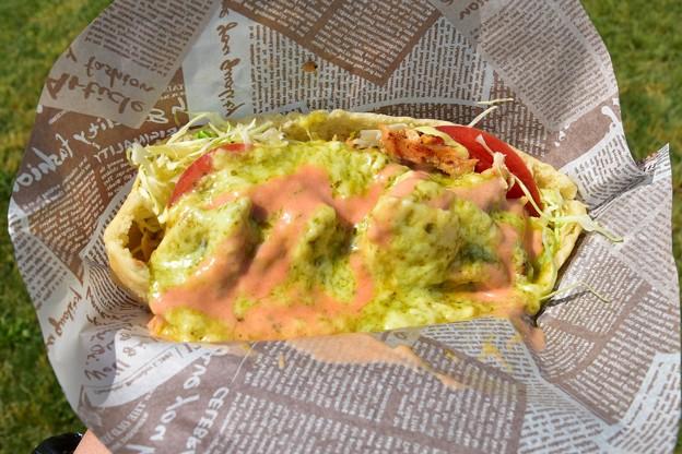 チーズバジルケバブ1