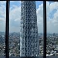 写真: 東京スカイツリータウン40